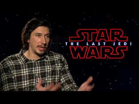 Star Wars The Last Jedi – Adam Driver  Lucasfilm Ltd – Walt Disney Studios Motion Pictures