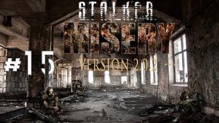 STALKER Call of Pripyat MISERY 2.0 .2 Walkthrough ZATON Stingray 2 Iron Forest Anomaly Part 15