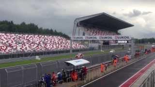 кубок Лада Гранта трасса Moscow Raceway / Парни Жарят!