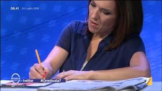 Omnibus - Il soccorso di Verdini e il malessere del PD (Puntata 24/07/2015)