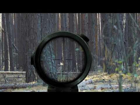 Выжженная земля 2. Снайпер страйкбол. Airsoft sniper М24.