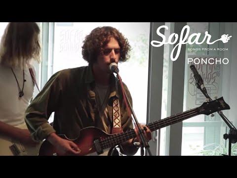 PONCHO - Lady Friend | Sofar Amsterdam