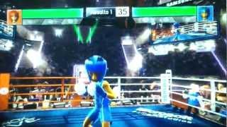 Kinect Sports - Jogando Volei e Lutando Boxe ! [PT-Br] [LevelGamed]