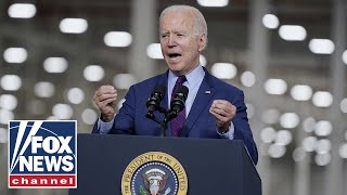 'The Five' rip Biden for claiming economy is on the 'right track'