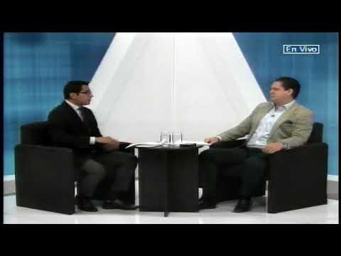 La Entrevista con FEDERICO ANLIKER SECRETARIO GENERAL NI - Agape TV Canal 8
