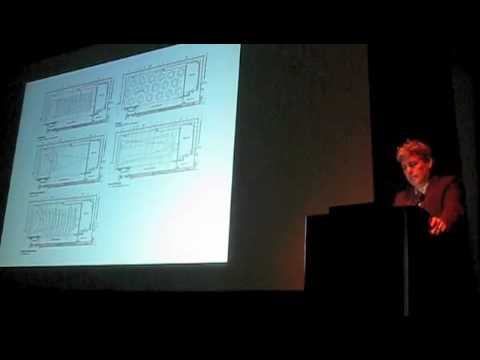 Architect John Ronan discusses design for the Poetry Foundation - Part 2