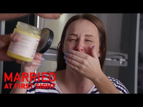 Melissa Grossed Out By Coconut Oil Pulling   MAFS 2019
