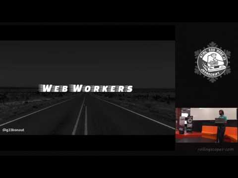 Martin Splitt  - WARPSPEED: High performance tricks: Web Workers, GPU computing and Web