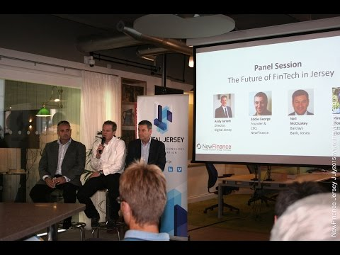Panel Session, The Future of FinTech in Jersey