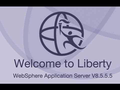 Вебинар «Liberty Profile для WebSphere Application Server V8.5.5»