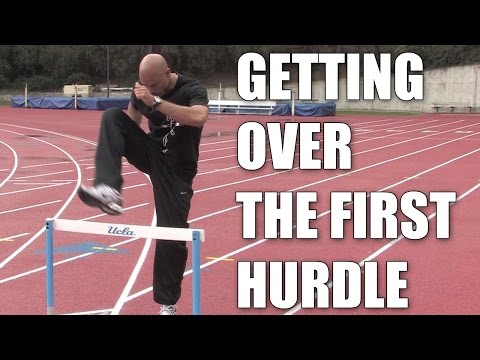 Track & Field Tips: The 1st Hurdle with Dominique Arnold