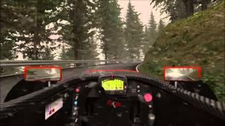 NetKar Pro - F2000 - Trento Bondone - Heavy Rain