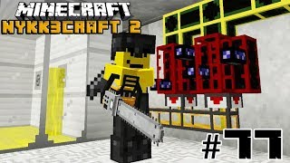 Minecraft MOTOSEGA A BENZINA + RAFFINERIA #77 - ITA NYKK3CRAFT S2 MOD