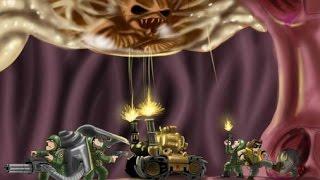 La Historia De Metal Slug 3.0