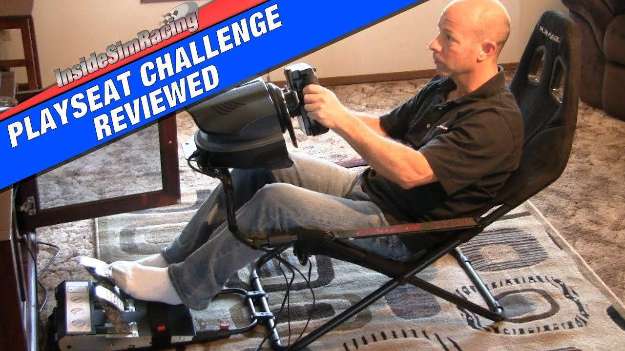 8b350010ee1 Playseat Challenge Review by Inside Sim Racing - YouTube
