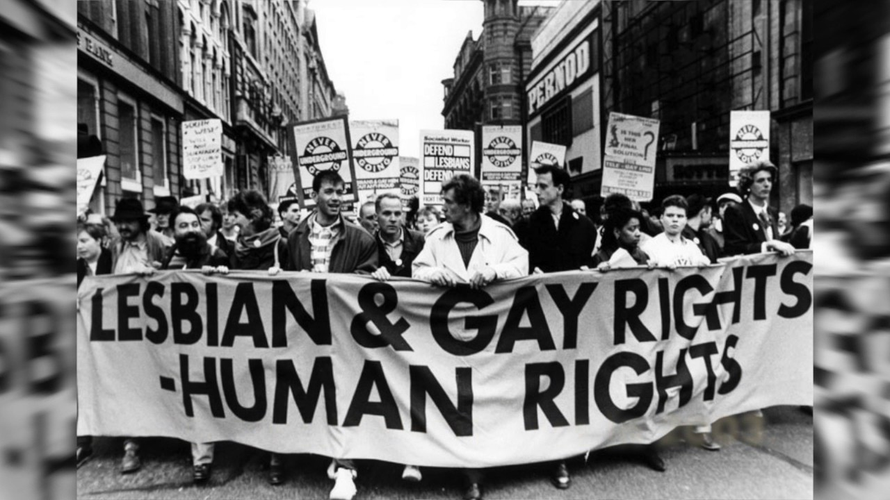 from Aarav 1960 gay rights movement psychologist