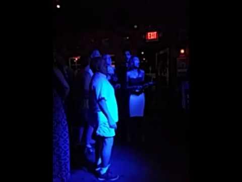 Karaoke king of Coconut Grove