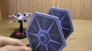 star wars papercraft models