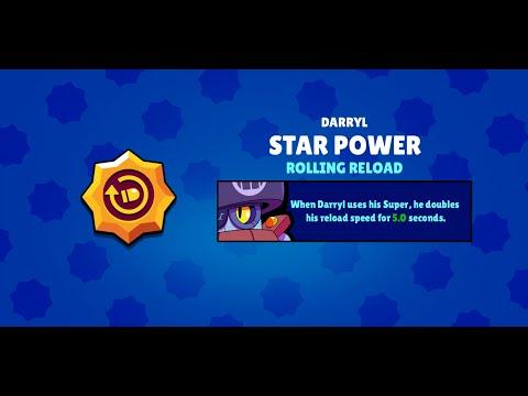 achat star power Darryl #78 - YouTube