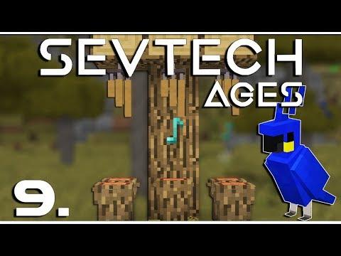Minecraft - SevTech: Ages - Készüljünk a BOSS harcra! - 9.rész letöltés