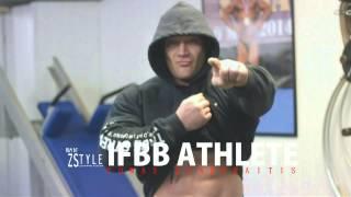 IFBB ATHLETE | Tomas Bendoraitis COMING SOON