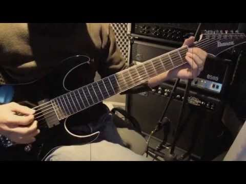"""Ibanez RGIR27FE Metal test by CheckedOut - """"Oriental Dystopia"""""""