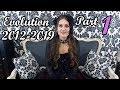 Style Evolution 2012-2019 Part 1 - Lolita Fashion