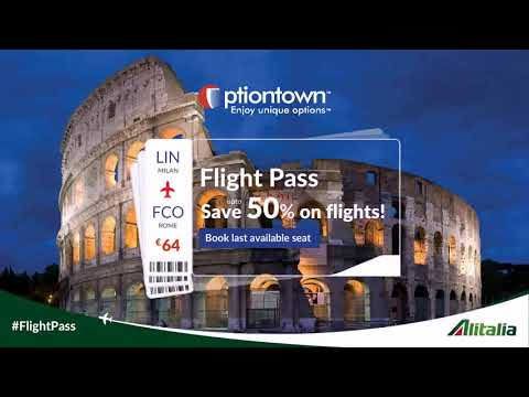 Alitalia - Save Upto 50% On Flights With TravelPass | Alitalia Airlines | Alitalia Business Class