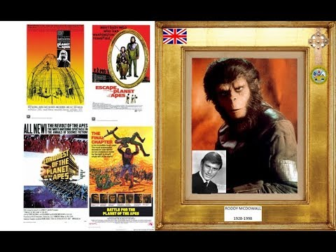 RODDY MCDOWALL the planet of the apes series 196873