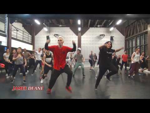 Pop Ya Collar - Usher | Choreography by James Deane