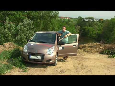 Suzuki Alto | Test, Prezentacja, Pierwsza Jazda | Motomaniacy.tv