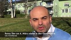 Ronny Siev GLP Kreis 10, setzt sich ein für ein atomstromfreies Zürich