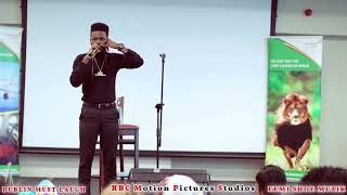 Nigerian Comedian Kenny Blaq full Performance Dublin Ireland 2019