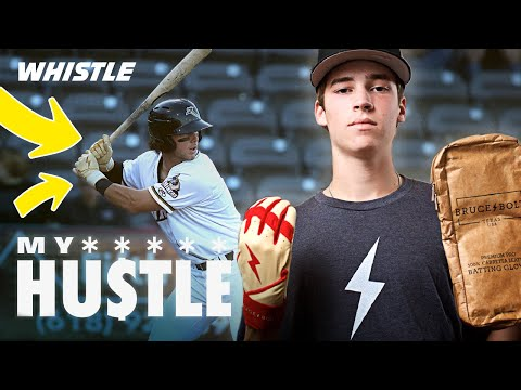 18-Year-Old Invented The BEST Batting Gloves In Baseball!