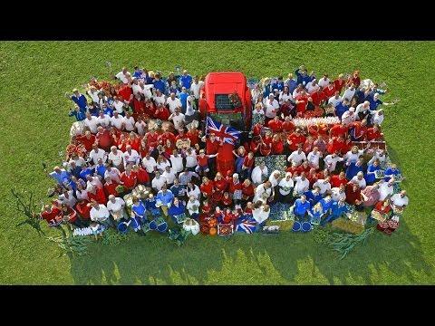 Back British Farming: Making The Flag