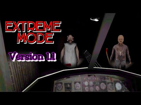 Granny Chapter Two Version 1.1 In Extreme Mode