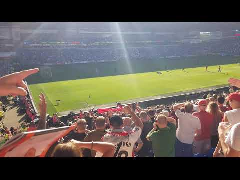 New Champions League Song At Cardiff Away 21/04/19