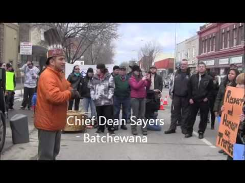 Flash Mob Downtown Sault Ste. Marie