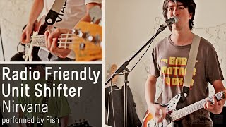 Radio Friendly Unit Shifter cover - Nirvana (2015)