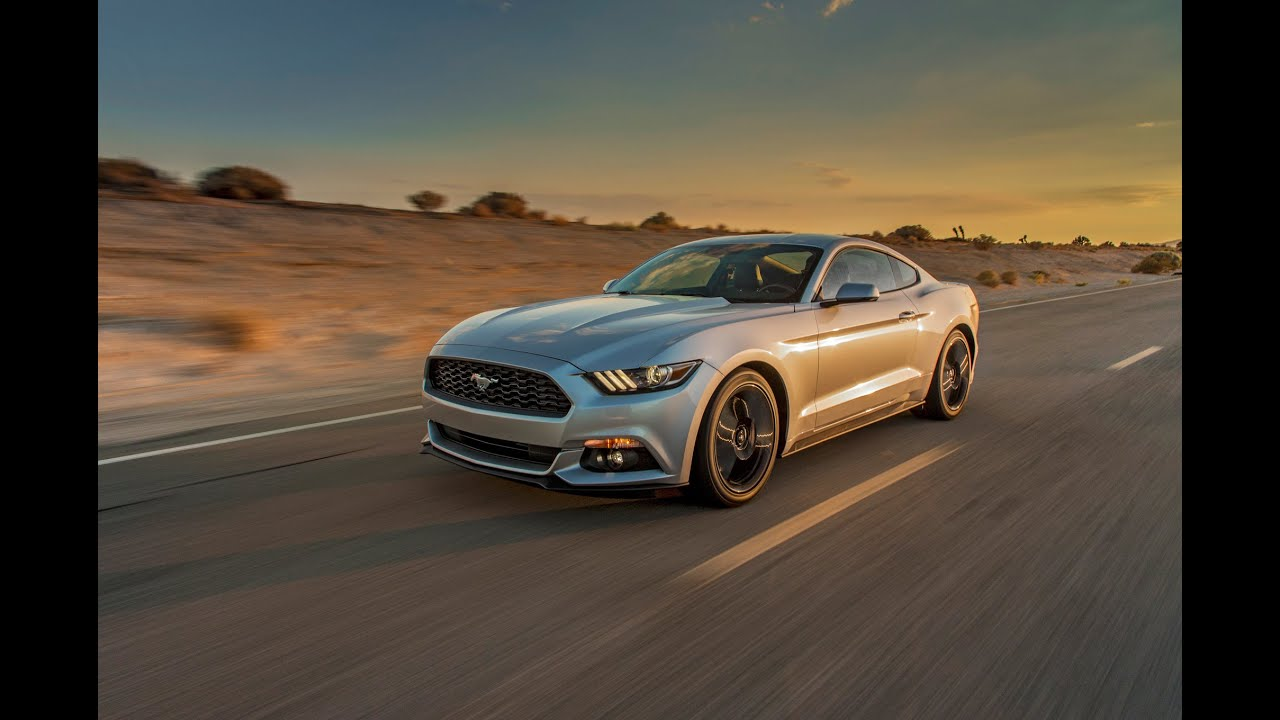 2015 ford mustang 2 3l ecoboost manual specs