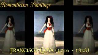 Francisco Goya - Famous Spanish Romanticism Paintings - Video 2 of 8