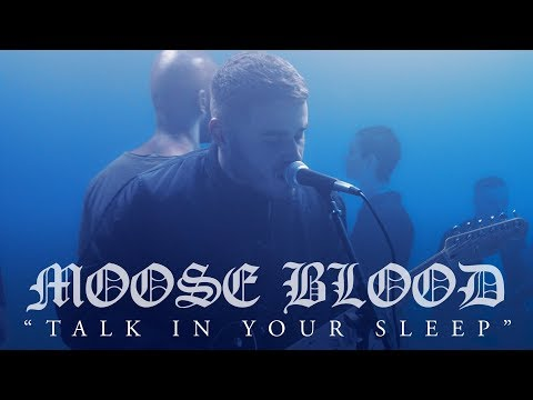 Moose Blood 'I Don't Think I Can Do This Anymore' Album Pre-Order