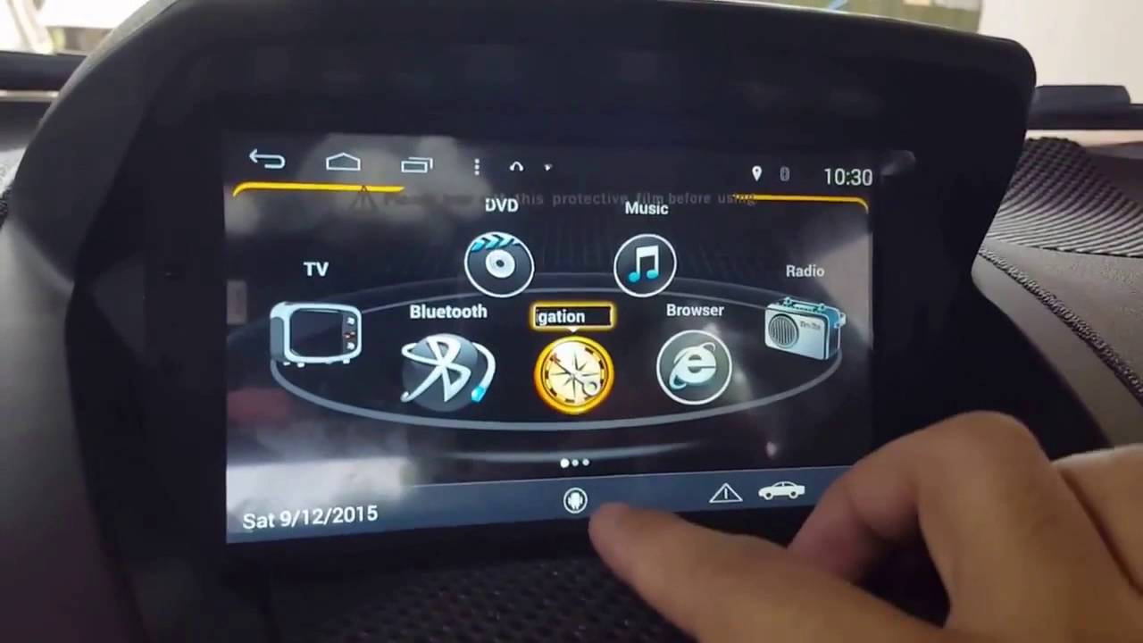 7 radio dvd gps wifi ford ecosport android quadcore s160. Black Bedroom Furniture Sets. Home Design Ideas