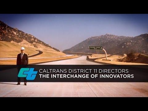 Caltrans District 11 Directors - The Interchange of Innovators