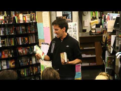 Bill Peters & Nathan Larson read at St Mark's Bookshop