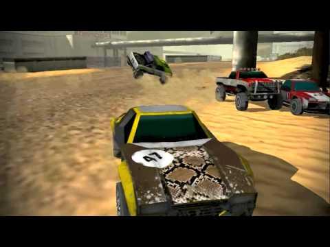 Uber Racer 3D - Sandstorm Trailer - iPhone iPod Touch iPad