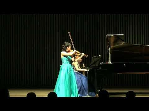 ブラームス ヴァイオリンソナタ 第2番  Brahms Violin Sonata No.2