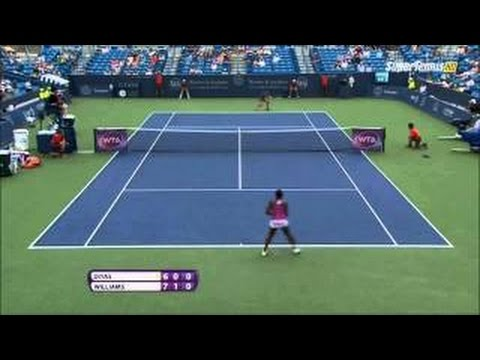 Venus Williams vs Zarina Diyas Highlights HD CINCINNATI 2015