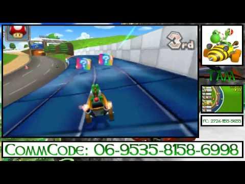 Mario Kart 7 Hacker Attack 2: I survived!