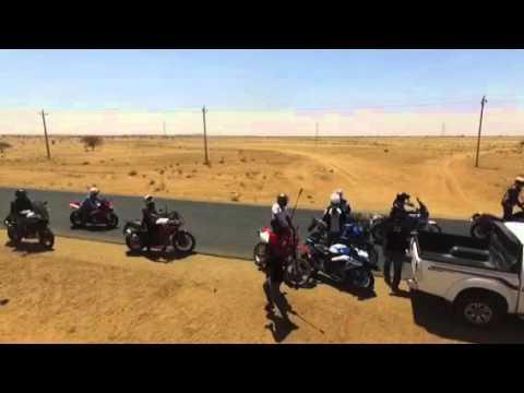 Sudan bikers- al Jabal trip p2